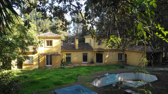 Venta de Villa a pie de campo de golf en Sotogrande Alto - Gilmar_